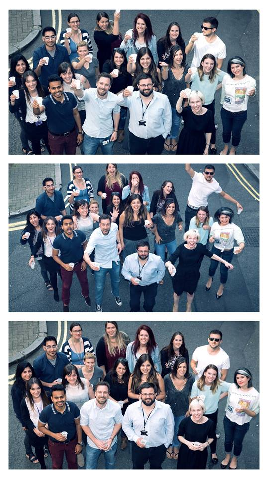 Roth Framestore London team pic